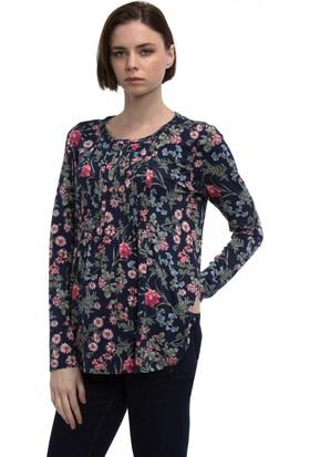 LC Waikiki Kadın Çiçek Desenli Bluz