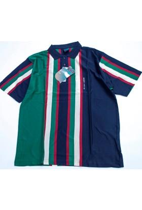 Bensu Pamuklu Cepli Polo Yaka T-Shirt 600