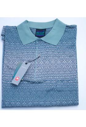 Bensu Pamuklu Cepli Polo Yaka T-Shirt 679