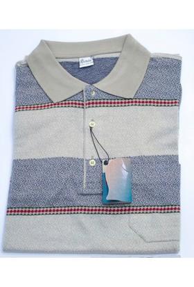 Bensu Pamuklu Cepli Polo Yaka T-Shirt 680