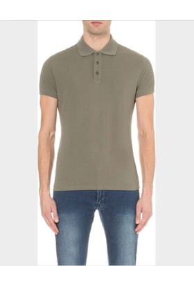 Armani Muscle Fit Polo Yaka Tshirt