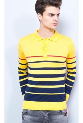 Adze Erkek Sarı Kazak