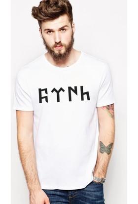 Tshirthane Göktürk Siyah T-Shirt