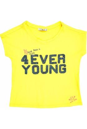 Ltb Kız Çocuk T-Shirt Minago T/S
