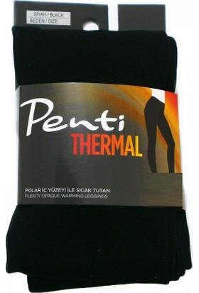 Penti Külotlu Thermal 150 Den Siyah No.3 L
