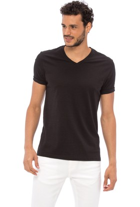 LC Waikiki Erkek V Yaka T-Shirt