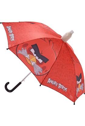 Hakan Çanta Angry Birds 70 cm Çocuk Şemsiye (88055)