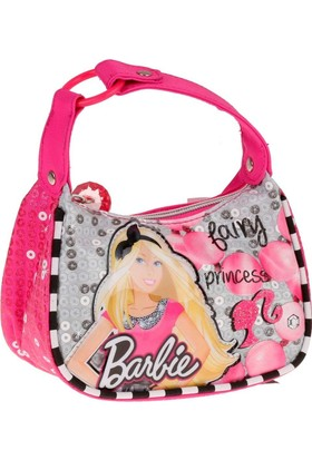 Hakan Çanta Barbie Lisanslı Çocuk El Çantası (86581)