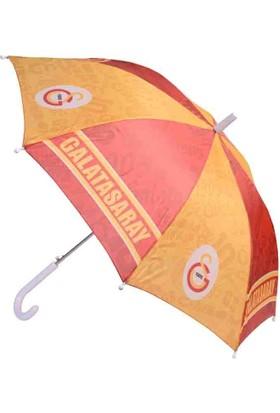 Hakan Çanta Galatasaray Sarı Kırmızı Çocuk Şemsiye (64529)