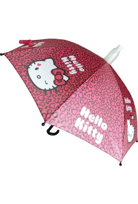 Hakan Çanta Hello Kitty Baston Şemsiye (88223)