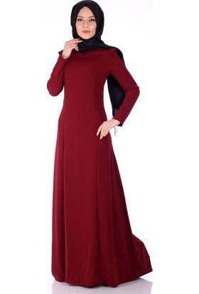 Modaateşi Zen Abiye Elbise 6096 Bordo