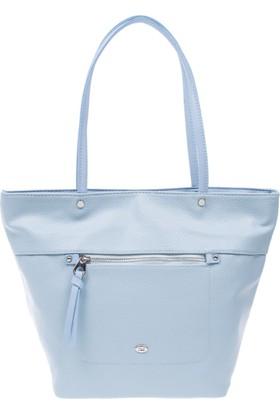 David Jones Kadın Omuz Çanta Açık Mavi