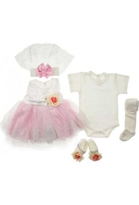 Modaateşi Kız Bebek Mevlütlük Set 035 219560 021