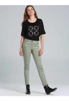 Faik Sönmez Kadın Pantolon 35452