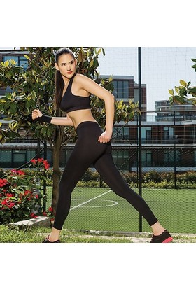 Gallipoli Kadın Atlet Tayt Takım 9024