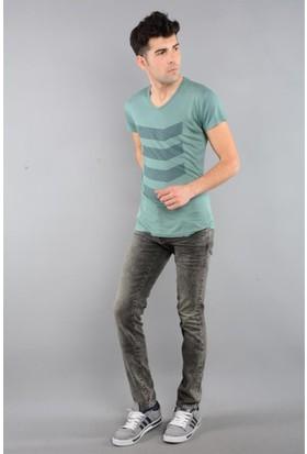 Rodin Hills Antrasit Erkek Kot Pantolon 837