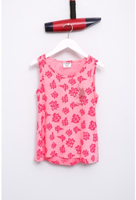 U.S Polo Assn. Vesna Kız Çocuk T-Shirt