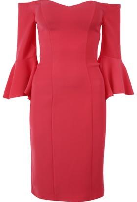 Ayhan Kadın Elbise 60718