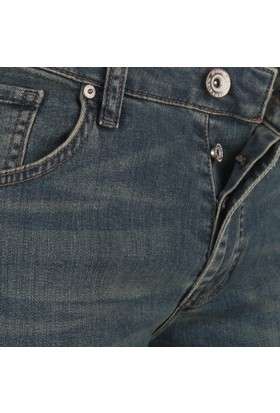 Five Pocket 5 Jeans Erkek Kot Pantolon 7024F385Porto