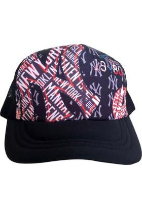 Kazandıran Outlet Ny Fileli Şapka Kep Erkek