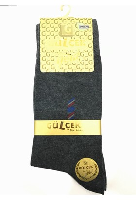 Gül Çorap Bambulu 12 Li Paket