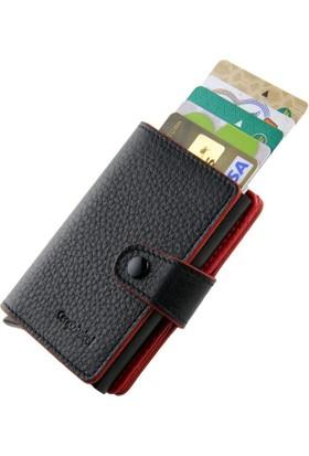 Cengiz Pakel Mekanizmalı Wallet Kartlık