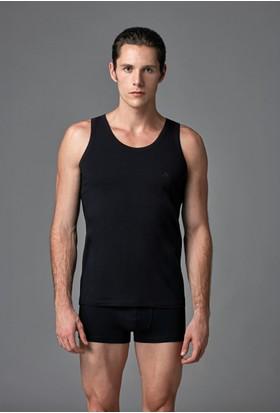 Eros Erkek 2'li Atlet Siyah ES011500