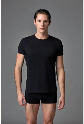 Eros Erkek 2'li Atlet Siyah ES011503