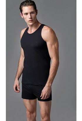 Eros Erkek 2'li Modal Atlet Siyah ES011510