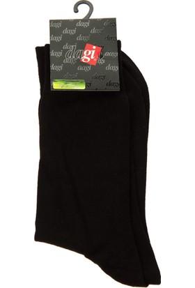Dagi Erkek Bambu Çorap Siyah E06690010