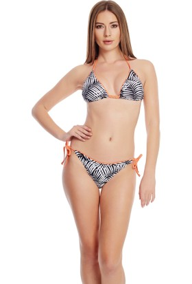 Dagi Kadın Bikini Takımı Turuncu B0116Y0060