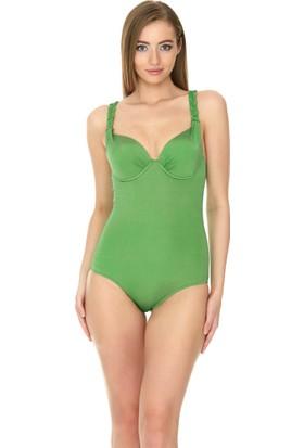 Dagi Kadın Mayo Yeşil B0117Y2200