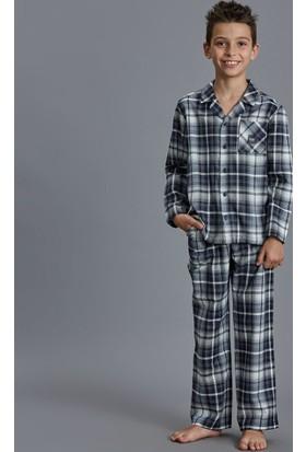Dagi Erkek Çocuk Pijama Takımı Lacivert C0216K0110