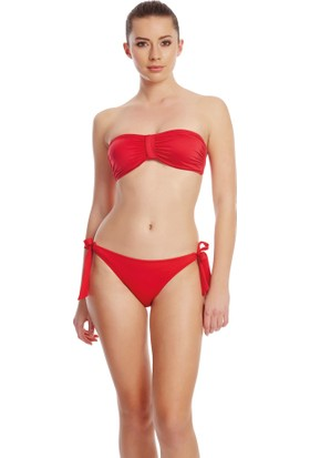 Dagi Kadın Tek Bikini Alt Kırmızı B0112Y2640