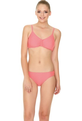 Dagi Kadın Tek Bikini Alt Somon B0117Y7060