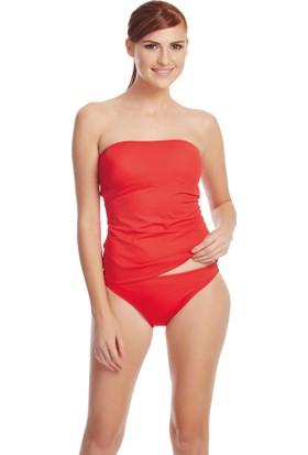 Dagi Kadın Tek Bikini Üst Kırmızı B01160570