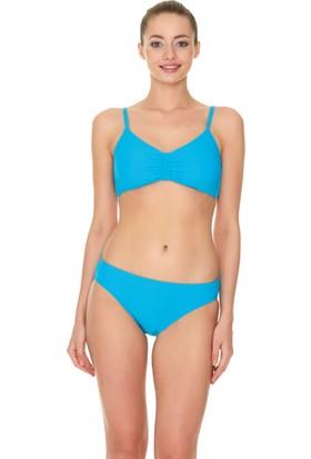 Dagi Kadın Tek Bikini Üst Mavi B0117Y7140