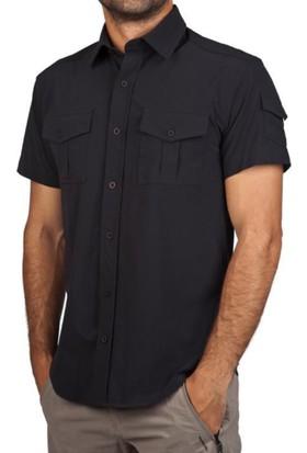 Exuma Siyah Erkek Gömlek 151706 Siyah