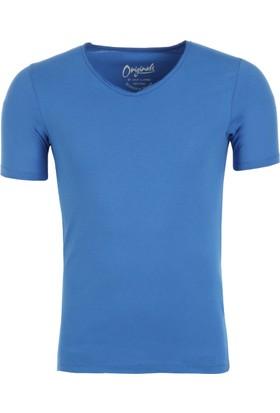 Jack & Jones Erkek T-Shirt 12125325