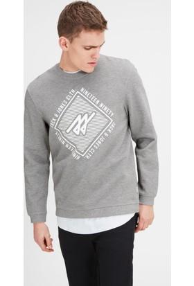 Jack & Jones Erkek Sweatshirt 12116837