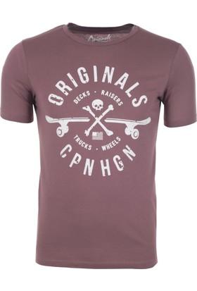 Jack & Jones Erkek T-Shirt 12129556