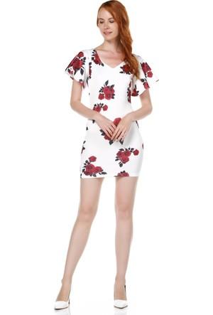 Dewberry Z6340 Kadın Elbise