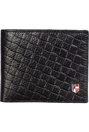 U.S. Polo Assn. Erkek Cüzdan PLCZ7665 Siyah