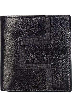 U.S. Polo Assn. Erkek Cüzdan PLCZ7692 Siyah