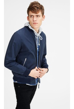 Jack&Jones Erkek Mevsimlik İnce Mont 12117252 Classıc Jacket