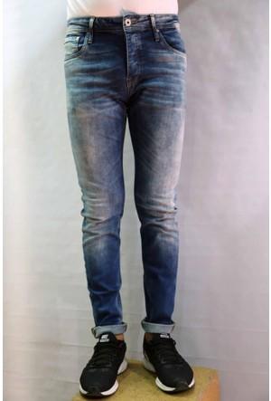 Jack&Jones Erkek Kot Pantolon 12121011 Glenn Jjorıgınal 707