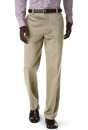 Dockers Erkek Pantolon Never-Iron Essential Khaki,40019-0002