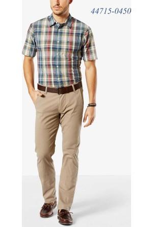 Dockers Erkek Pantolon Alpha Khakı 44715-04 Slim Fıt