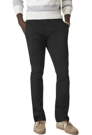 Dockers Erkek Pantolon 47122 Alpha Stretch, Skinny Tape