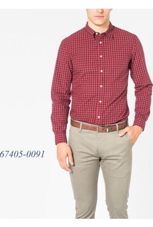 Dockers Erkek Gömlek 67405-00 Premıum Laundered Poplın Shırt